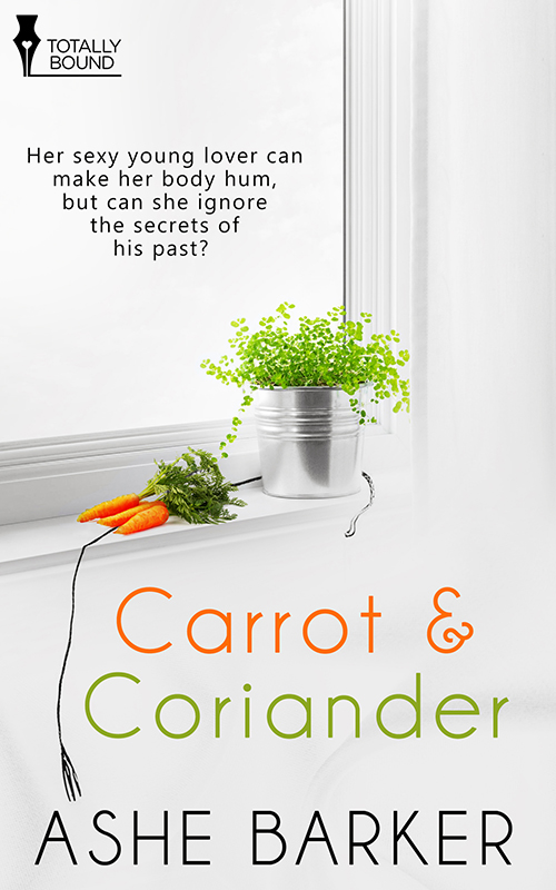 Cover Art - Carrot and Coriander