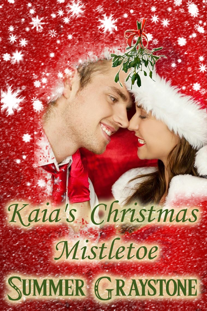 Kaia's Christmas Mistletoe